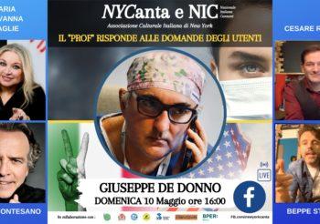 Beppe Stanco, intervista il Prof. Giuseppe De Donno
